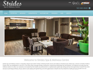 Strides Spa & Wellness Centre