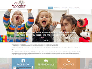 Tots' Academy Child Care Society